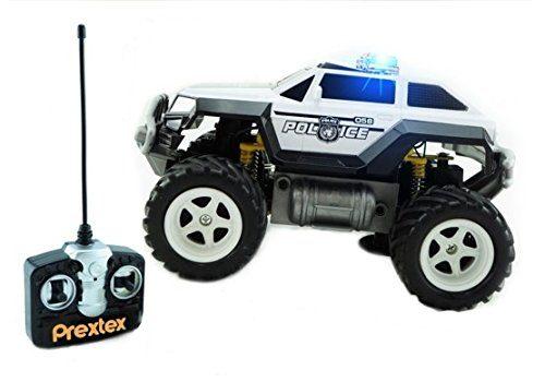cadeaux-entreprises-camion-de-police-telecommande-sirene