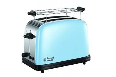 coffret-cadeau-entreprise-noel-grille-pain-russell-hobbs-bleu-ciel
