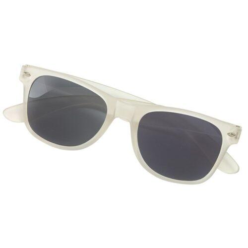 gadget-entreprise-lunettes-de-soleil-fashion-blanches