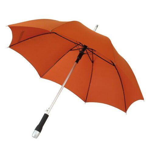 goodies-entreprise-parapluie-automatique-avec-poignee-orange