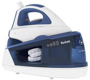 goodies-high-tech-personnalise-centrale-vapeur-tefal-bleu-design