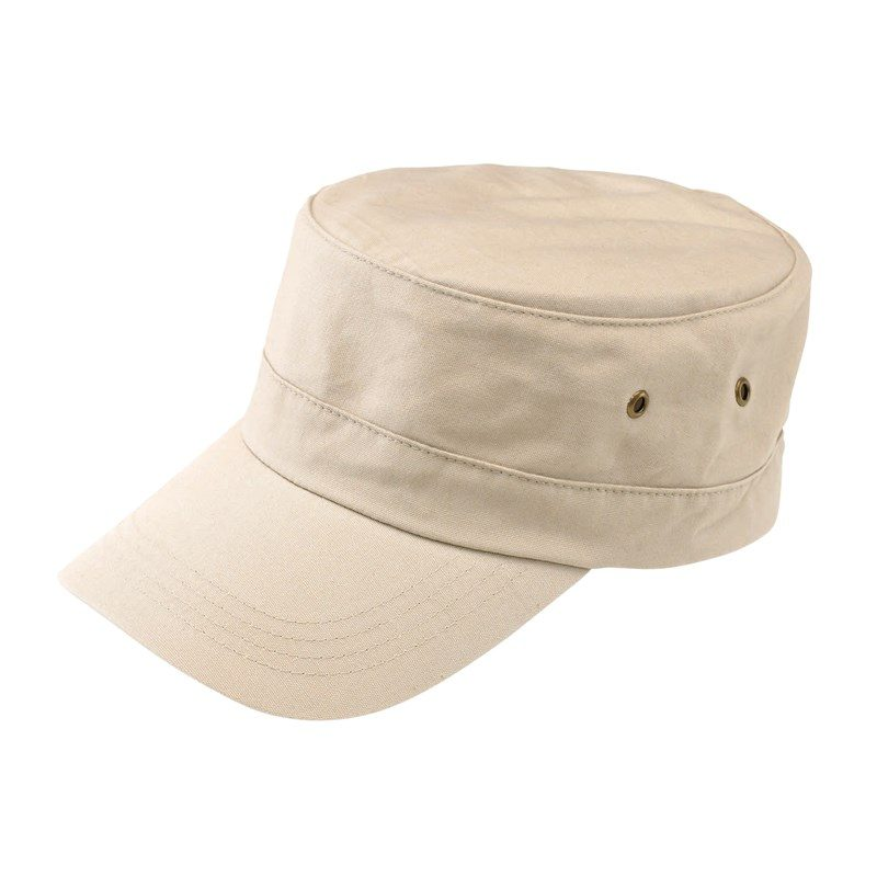 goodies-original-casquette-militaire-4-segments-beige