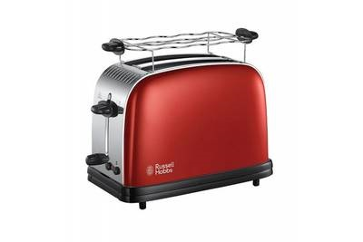 idee-cadeau-client-original-grille-pain-russell-hobbs-rouge