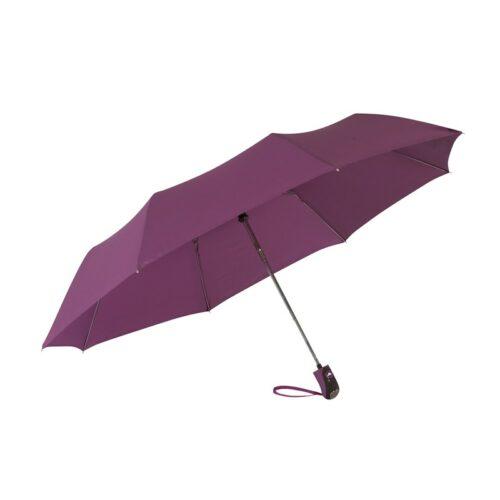 idee-cadeau-entreprise-fin-d-annee-parapluie-de-poche-automatique-violet