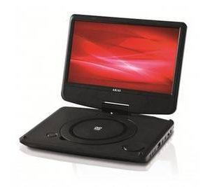 objet-publicitaire-personnalise-petite-quantite-lecteur-dvd-portable-akai-apd909-noir