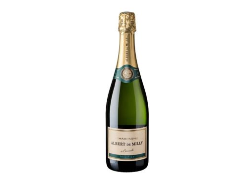 Cadeau entreprise champagne milly tradition