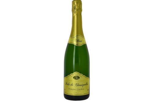 Cadeau entreprise champagne perle chassignolles