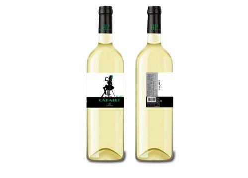 Cadeau entreprise vin cabaret rougepeyre