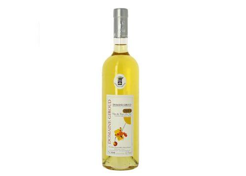 Cadeau entreprise vin giroud 2015