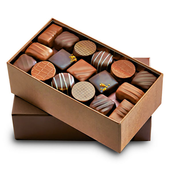 Ballotins assortiment de chocolats gourmands