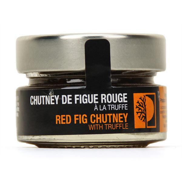 cadeau client personnalis chutney figue rouge truffe. Black Bedroom Furniture Sets. Home Design Ideas