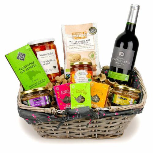 cadeau-client-personnalise-panier-gourmand-bio-bon-marche