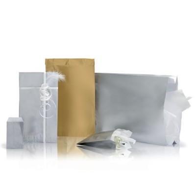 cadeau-collaborateur-pochette-cadeau-luxe-argent-metal