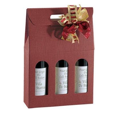 cadeau-d-entreprise-personnalise-boite-coffret-bouteille-noir-elegance-marron