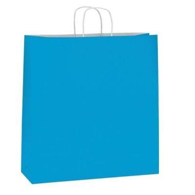 cadeau-d-entreprise-personnalise-sac-cadeau-noir-poignees-torsadees-bleu
