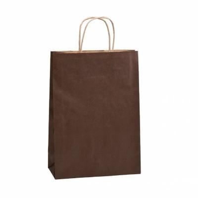cadeau-d-entreprise-personnalise-sac-cadeau-noir-poignees-torsadees-marron