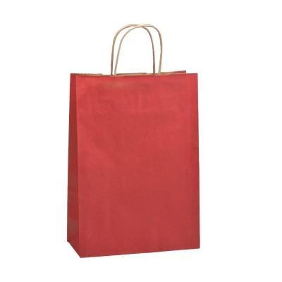 cadeau-d-entreprise-personnalise-sac-cadeau-noir-poignees-torsadees-rouge