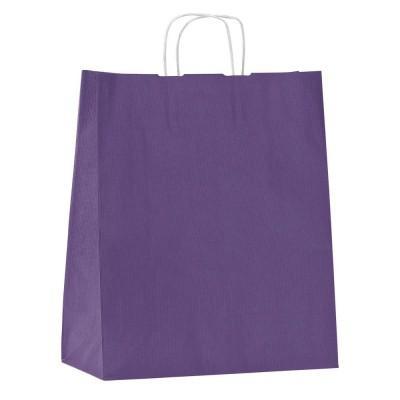 cadeau-d-entreprise-personnalise-sac-cadeau-noir-poignees-torsadees-violet