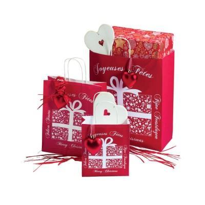 cadeau-de-fin-d-annee-entreprise-sac-cadeau-kraft-rouge-blanc-entreprise