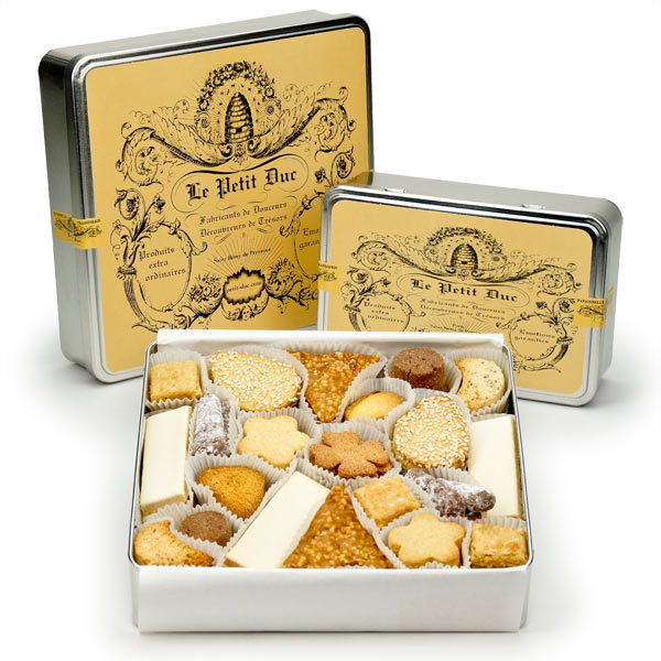Coffret biscuits recettes originales gourmandes