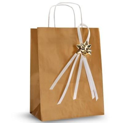 cadeau-personnalise-entreprise-sac-cadeau-or-poignees-torsadees