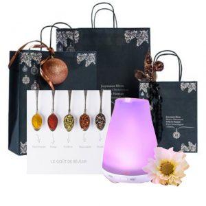 Coffret cadeau CE diffuseur parfumé