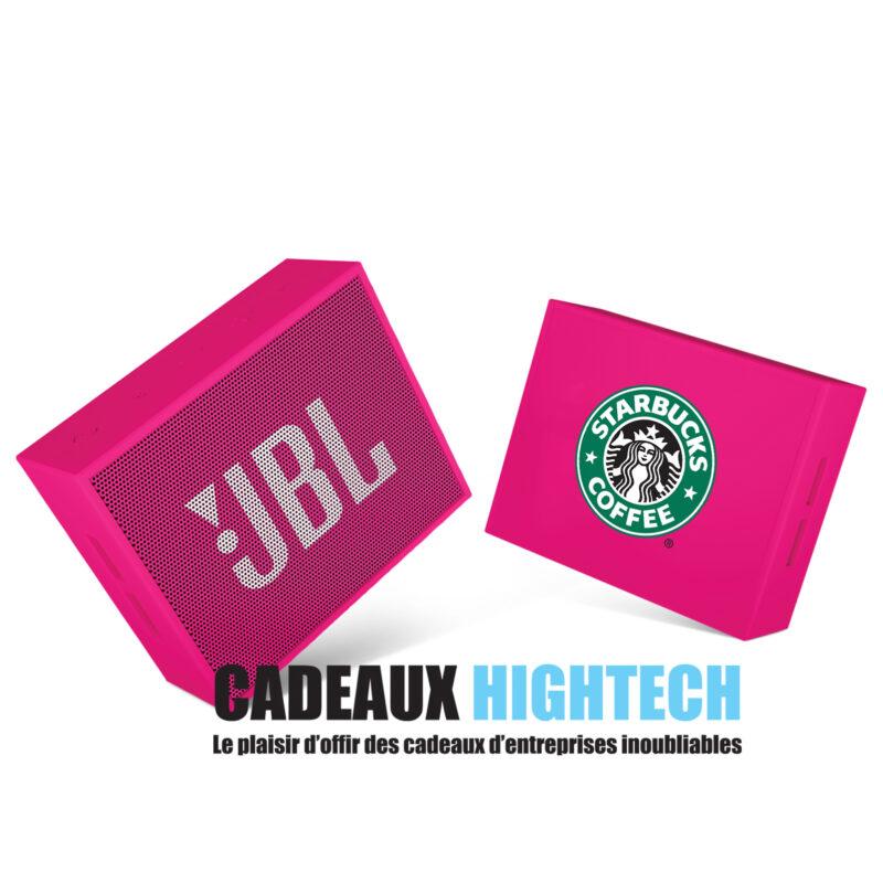 cadeau-entreprise-enceinte-jbl-go-rose-avec-logo