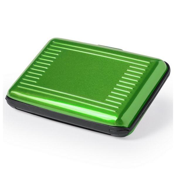 Cadeau-client-porte-cartes-securite-vert