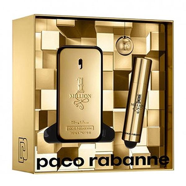 Cadeau entreprise homme-set parfum 1 Million