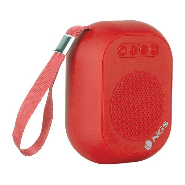 idee-cadeau-haut-parleurs-bluetooth-rouge