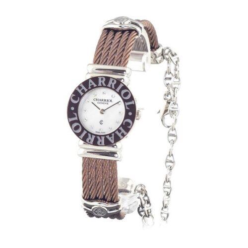 cadeau-anniversaire-montre-philippe-charriol-blanc