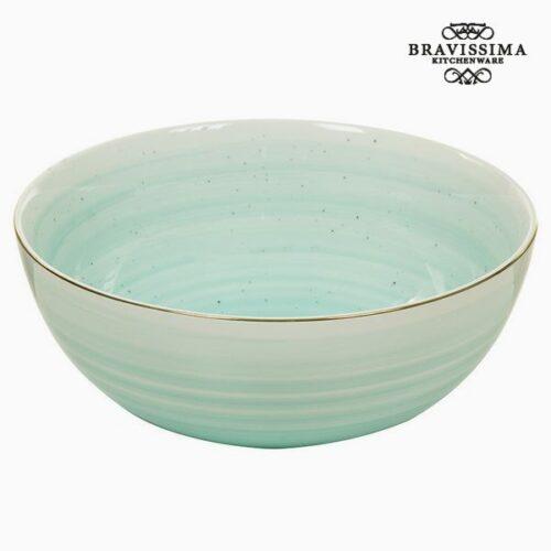 cadeau-de-noel-bol-porcelaine-vert