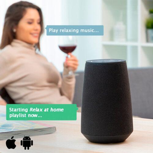 cadeau-femme-haut-parleur-bluetooth-intelligent