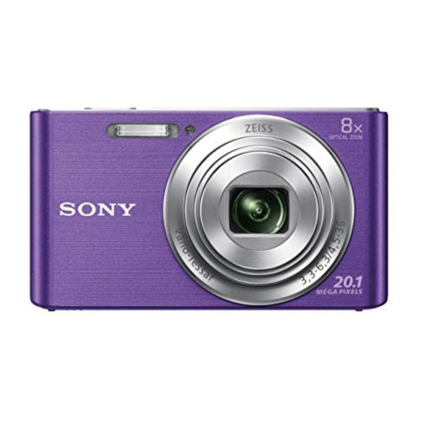 cadeau-entreprise-high-tech-camera-photo-compacte-sony-dscw830-violet