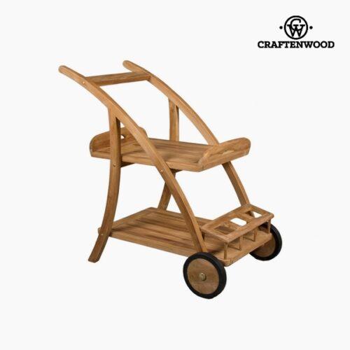 cadeau-maman-chariot-service-bois-teck