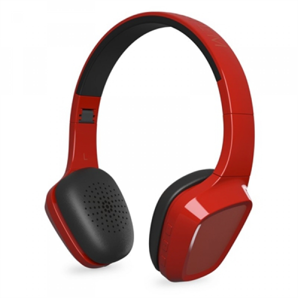 cadeau-papa-casque-bluetooth-rouge-microphone-high-tech