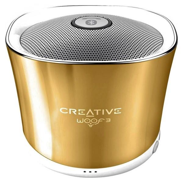 cadeau-papa-haut-parleurs-creative-technology-jaune
