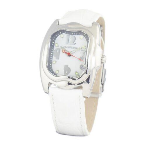 idee-cadeau-anniversaire-montre-chronotech-blanche