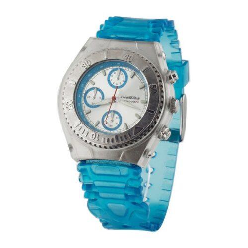 idee-cadeau-anniversaire-montre-chronotech-bleu