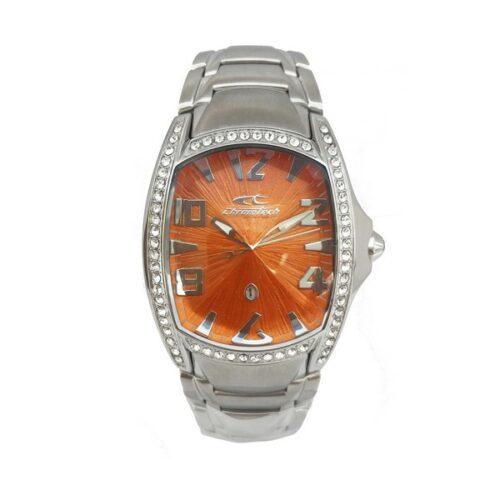 idee-cadeau-anniversaire-montre-chronotech-orange