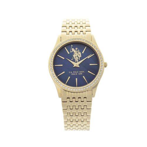 idee-cadeau-client-montre-homme-us-polo-assn-acier-bleu-avec-boucle