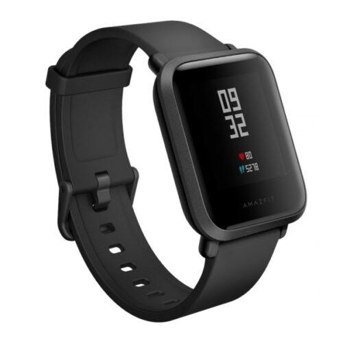idee-cadeau-entreprise-montre-intelligente-amazfit-noir