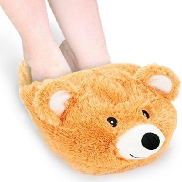 idee-cadeau-femme-chaussons-chauffe-pieds