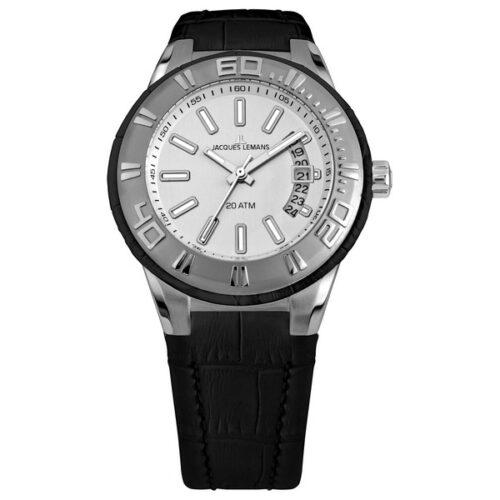 idee-cadeau-homme-montre-lemans-argente