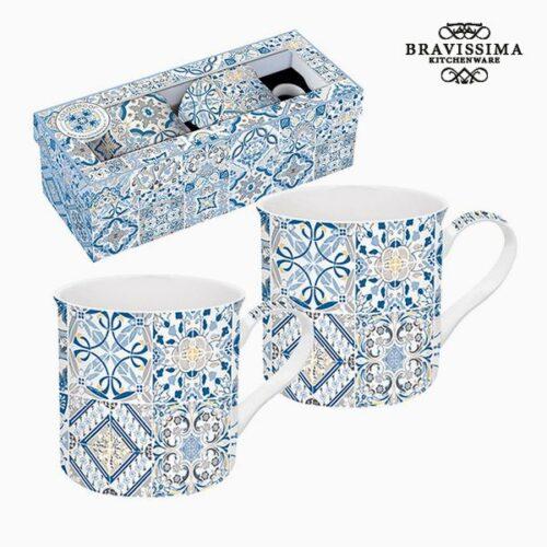 idee-cadeau-noel-lot-tasses-porcelaine-bleu