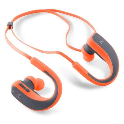 idee-cadeau-papa-casques-sans-fil-gris-orange
