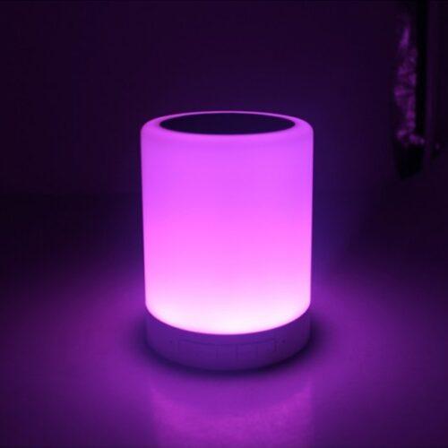 idee-cadeau-papa-haut-parleurs-avec-lampe-led