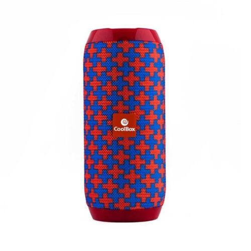 idee-cadeau-papa-haut-parleurs-bluetooth-cooltube-rouge