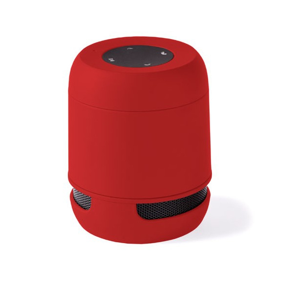 idee-cadeau-papa-haut-parleurs-bluetooth-usb-rouge