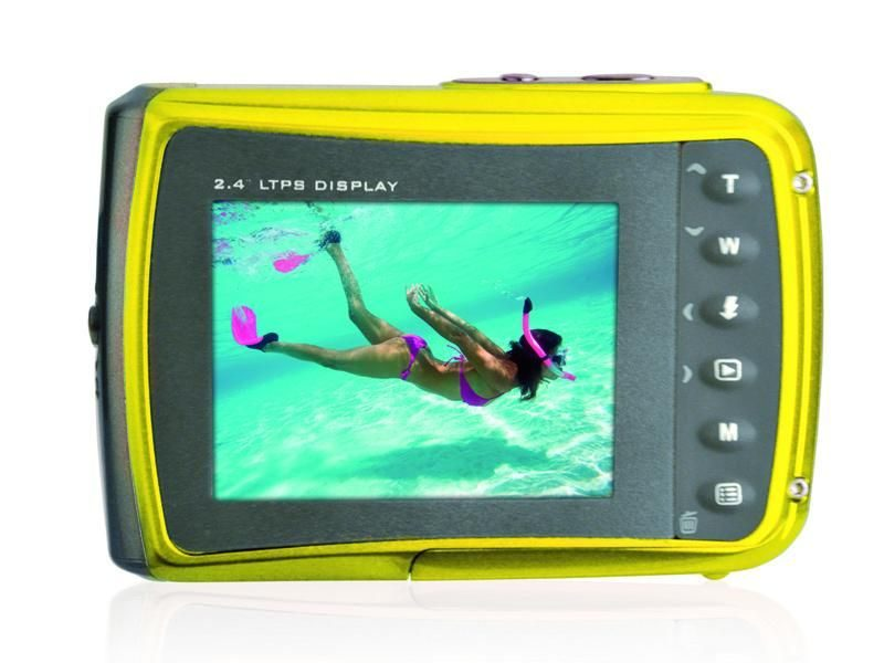 cadeau-client-camera-sous-marine-easypix-jaune-design